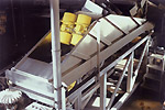 External Vibrators attached to conveyors